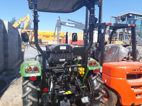 tractor doble tracción 30 hp by lion