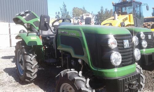 tractor estrecho de 45 hp viñatero 4x4