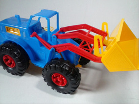 PlásticoCarro Excavadora Tractor Juguete Camión Volteo De qUMpLSGzV