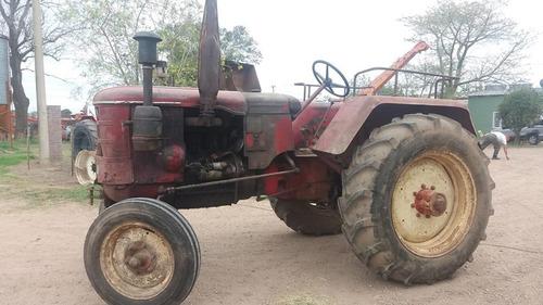 tractor fahr b400s