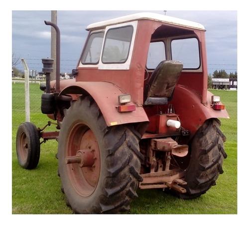 tractor fahr modelo d540