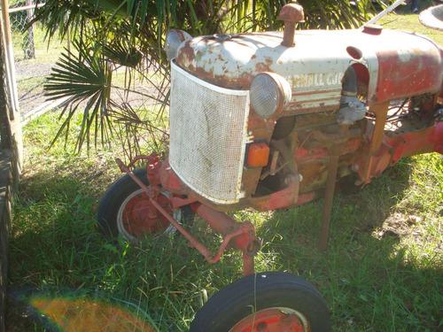 tractor farmall cup 1920