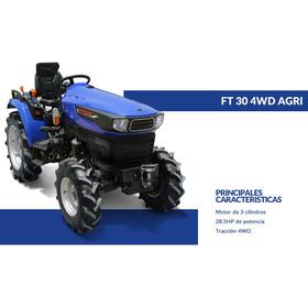 Tractor Farmtrac 30 Hp 4x4