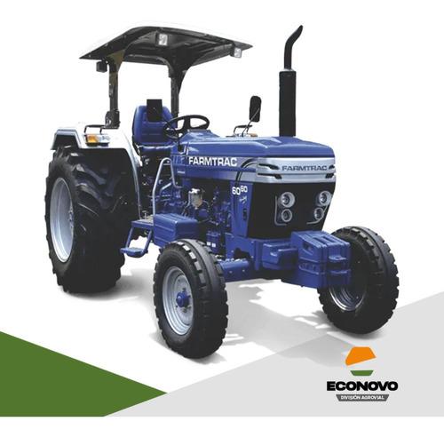 tractor farmtrac 6060 2wd