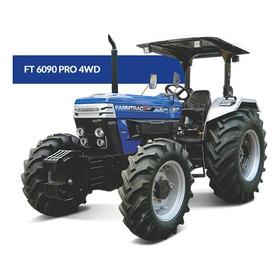 Tractor Farmtrac 90 Hp 4x4 Con Inversor