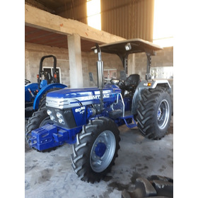 Tractor Farmtrac Ft 60604wd
