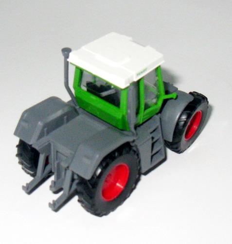 tractor fendt - escala 1/87 wiking