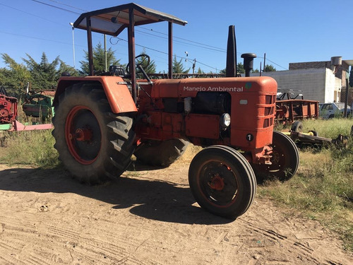 tractor fhar 45 3 cilindros, 50 hp, con desmalezadora