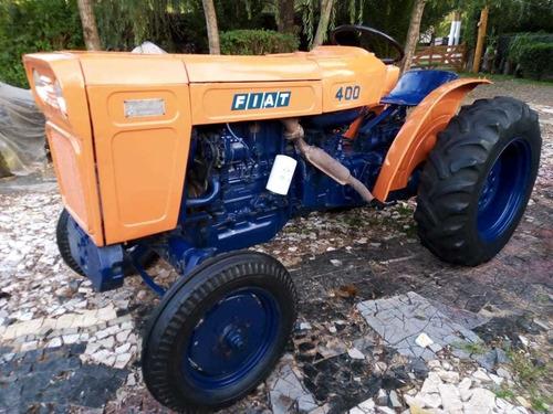 tractor fiat 400
