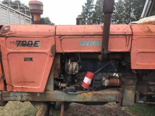 tractor fiat 700e usado