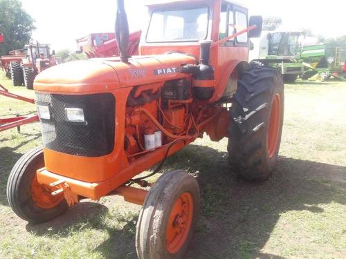 tractor fiat 780 muy bueno de motor y gomas   altamirano