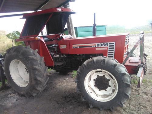 tractor fiat 8066
