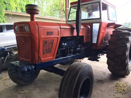 tractor fiat 900
