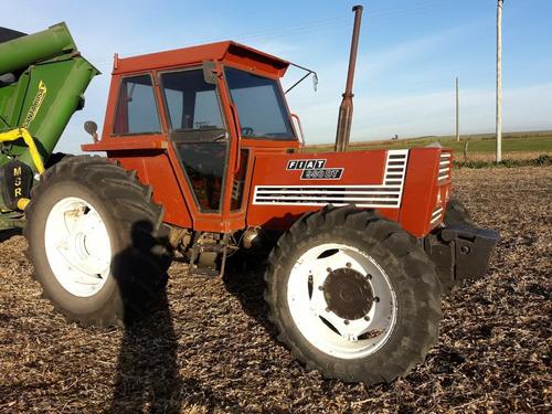 tractor fiat 980 doble tracción 110hp