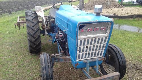 tractor ford 3000 a entera revisacion