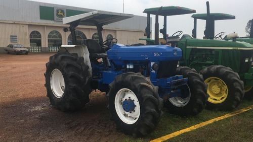 tractor ford 6610 4x4 80hp
