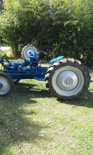 tractor ford 8n nafta impecable restaurado 90%original