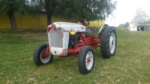 tractor ford espiga 600 1954