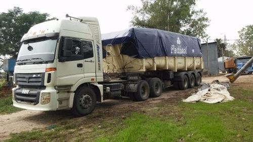 tractor  foton auman 290 año 2012