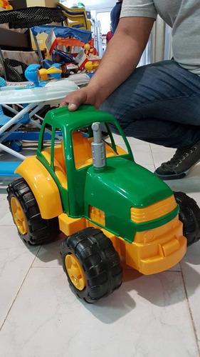 tractor gigante duravit 212 el mas grande ¡juguetes fuertes!