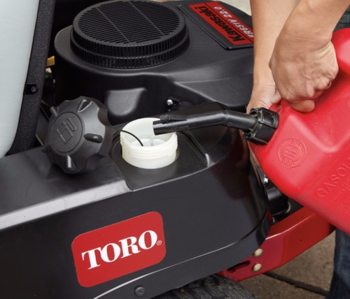 tractor giro cero toro ss5425 0km - motomania