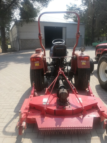 tractor hanomag 254 a (4 x 4)