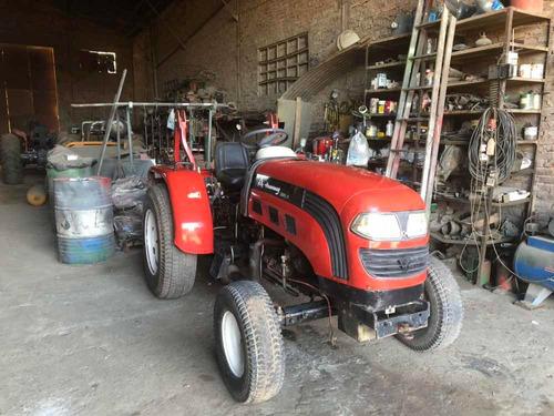 tractor hanomag año
