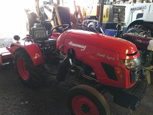 tractor hanomag  stark agr 2 28hp 0 km