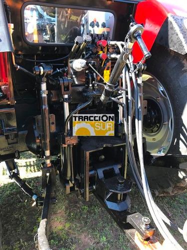 tractor hanomag tr145 140hp 4x4 3 ptos aire y calefaccion