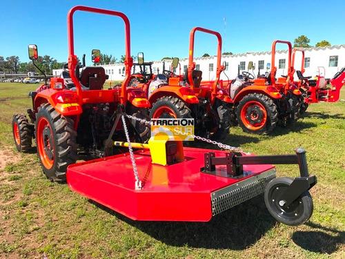 tractor hanomag tr45 4x4 40hp 3 ptos linea pesada