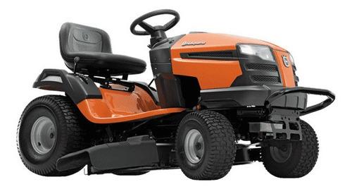 tractor husqvarna 15hp plataforma 38  lt1597 origen usa