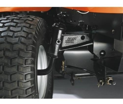 tractor husqvarna lth1842 corte 107 cm motor kholer 18hp