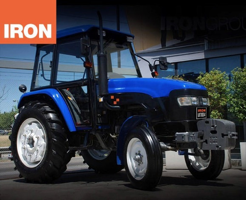 tractor iron iat1004 potencia 100 hp