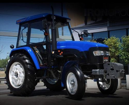tractor iron iat804 potencia 80 hp