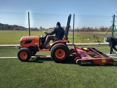tractor japonés kubota b2320 turf