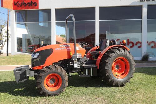 tractor japonés kubota m8540n