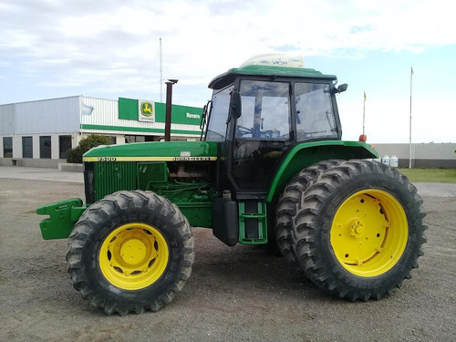 tractor jd 7500, año 1997