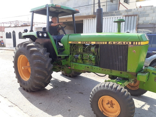 tractor jhon deere 4240