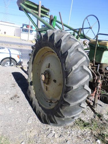 tractor john deere 1948 pala carga 3 puntos fuerza trasera