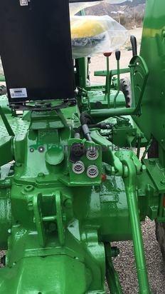 tractor john deere 2140 3 puntos y salida hiraulica