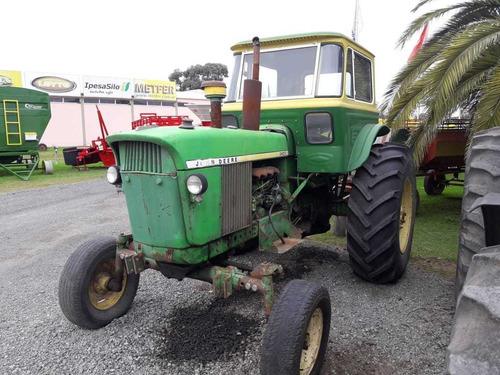 tractor john deere 2420 1983 con cabina nueva   altamirano