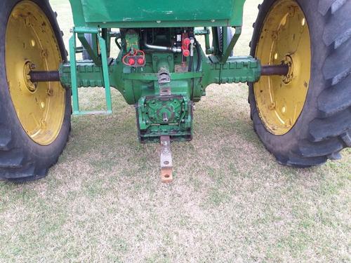 tractor john deere 2420