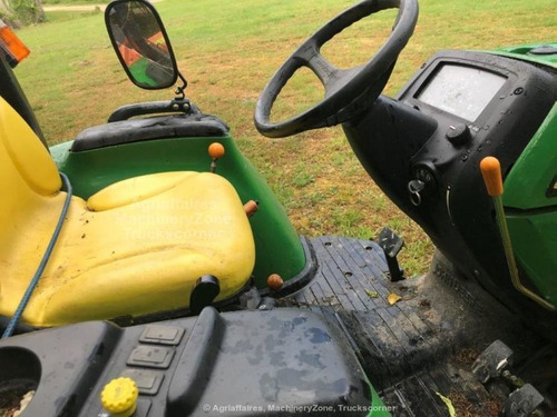 tractor john deere 3036 usado 200 horas