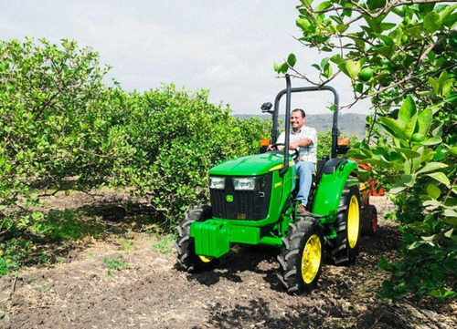 tractor john deere 3036e 4x4