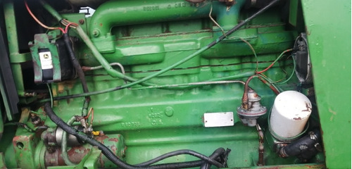 tractor john deere 3140 4x4 100 hp funcionando