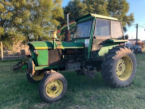 tractor john deere 3420 - usado -