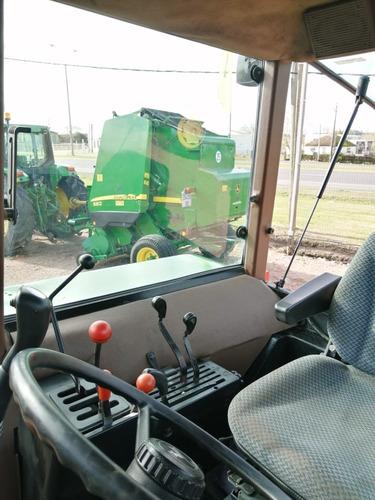 tractor john deere 3650 120 hp con pala semi nueva
