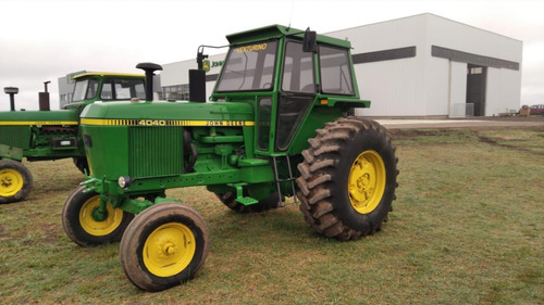tractor john deere 4040