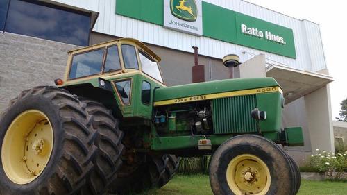 tractor john deere 4530 rodado dual