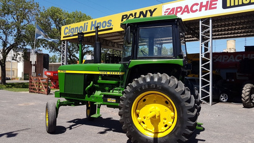 tractor john deere 4730 muy buenas condiciones